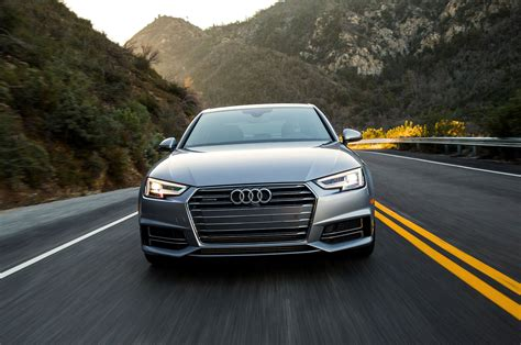 A4 Hd Picture by 2018 Audi A4 30 Tfsi Basic 150 Hp Motor Geeks