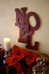 Pottery Barn Inspired Noel Sign Tutorial Home Stories A to Z