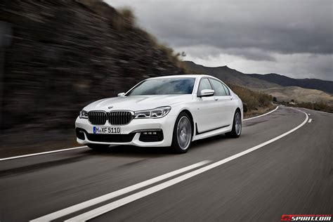 6,110 Bmw 7series Recalled In The Us Due To Faulty Airbag
