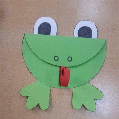 frog craft idea preschool crafts and worksheets ovis 804   40a8325170f2790c077b33e6070307e6