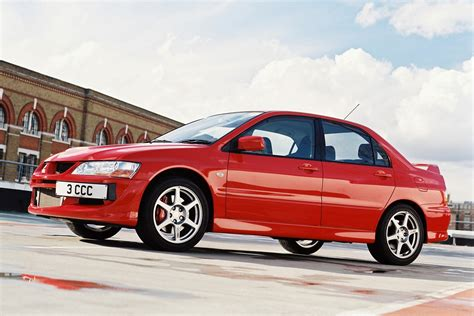 Mitsubishi Evo Review by Mitsubishi Lancer Evo Evo Viii Review 2003 2005 Parkers