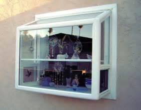 Vinyl Garden Window Replacement