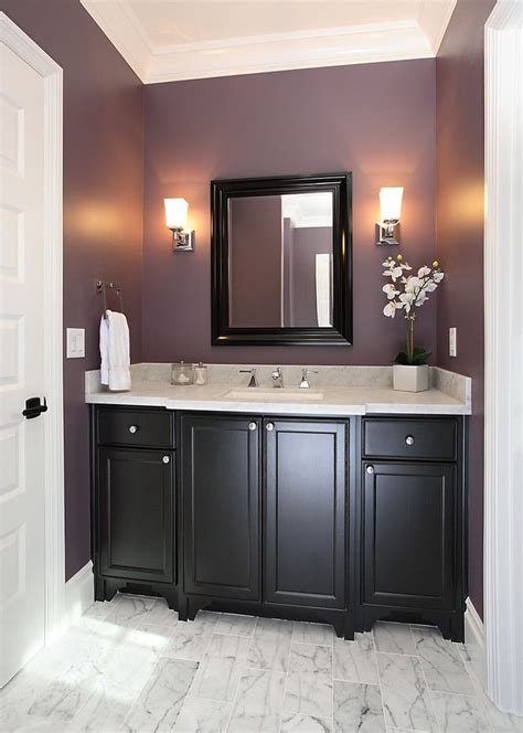 Purple Paint Colors For Bathrooms by 25 Best Purple Bedroom Walls Trending Ideas On
