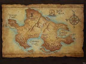 design mappe zen treasure maps page