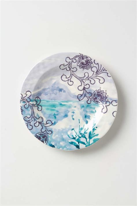 canapé cosy winterland canape plates from anthropologie cosy home