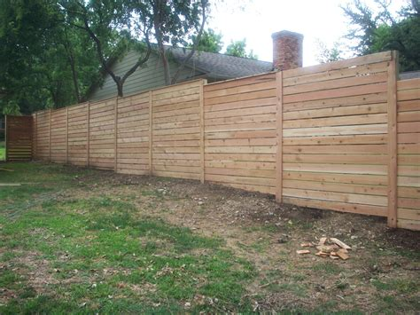 pictures of horizontal fences modern horizontal fence the cavender diary
