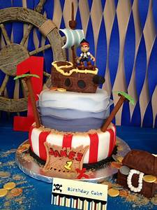 Jake And The Neverland Pirates - CakeCentral.com