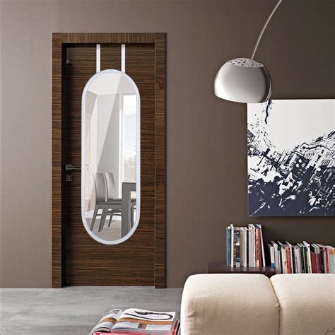 Hang Bathroom Mirror by Bring Home Functional Style With An The Door Mirror