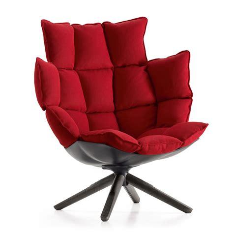 b b italia h3g husk swivel armchair snug sides headrest