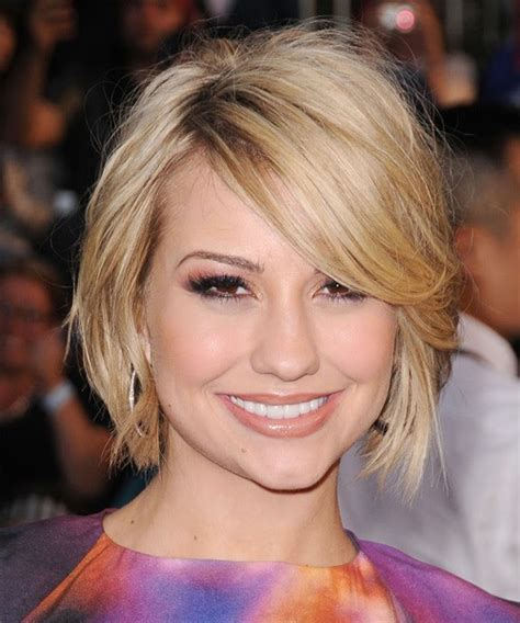 This cut is one where all of the hair on the sides and back of the head is clippered close to the scalp while the bang or fringe section is left in it's normal style. Funny Picture Clip: chelsea kane The Latest New Hairstyles ...