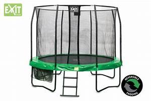 Trampolin Für Den Garten : runde trampoline der klassiker f r den garten ~ Michelbontemps.com Haus und Dekorationen