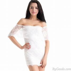 sexy floral bas couper blanc dentelle robe robes de mode With amazing commenter obtenir les couleurs 3 photos de mode femme love