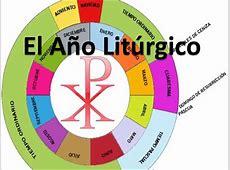 Calaméo El Año Liturgico católico