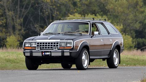 Dedicated to creating and distributing bold and inventive stories, amc networks owns and operates several of the most popular brands in television and film including amc, bbc america, ifc, sundancetv, we tv, ifc films, sundance now, shudder, amc studios, and amc networks international. The AMC Eagle - The Original American 4x4 Crossover