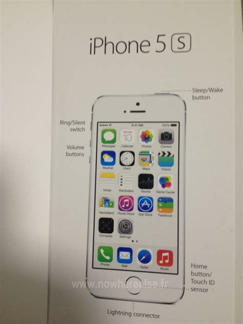 what is other on iphone leaked iphone 6 guide appears to confirm announce date