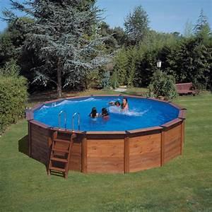 Piscine Hors Sol Resine : piscine hors sol acier r sine nature pool diam ~ Melissatoandfro.com Idées de Décoration
