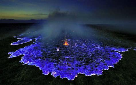 blue lava l spencers kawah ijen le mystere des flammes bleues imagystique