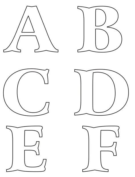 molde de letras buscar con molde de letras