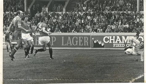 Aberdeen's 1977 Premier Division season-opening win over ...