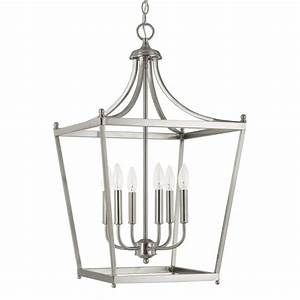 Lightingshowplace bn in brushed nickel by