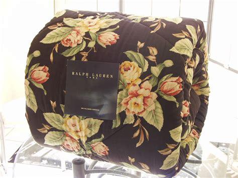 Ralph Bedding Ebay by Ralph Charleston Duvet Comforter Cover New