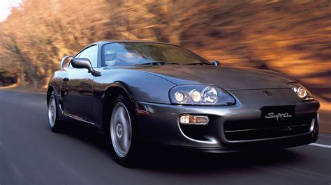 toyota supra wallpapers hd images wsupercars