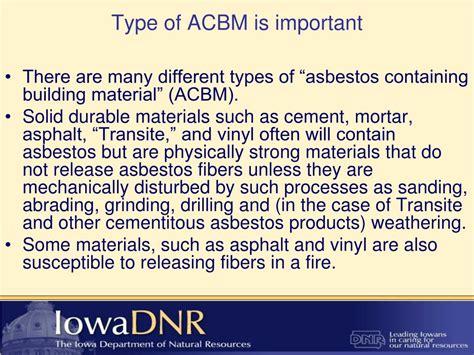 asbestos neshap powerpoint