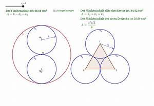 Fläche Unter Parabel Berechnen : kreis berechnen der fl che geogebra ~ Themetempest.com Abrechnung