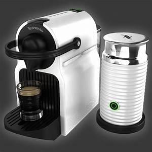Nespresso Inissia Krups : coffeemaker nespresso inissia krups 3d max ~ Melissatoandfro.com Idées de Décoration