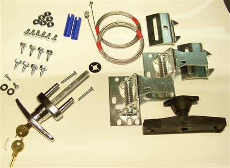 how to change a garage door lock garage door lock kit