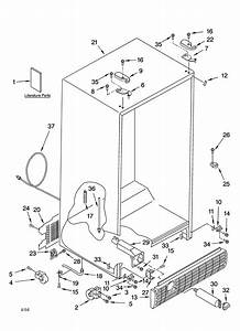 Kenmore Side By Side Refrigerator Parts