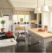 Country Kitchen Style For Modern House Convenient Country Kitchen Idea House Kitchen Design Ideas