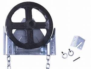 Garage Door Chain Hoist - Direct Drive