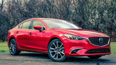 2016 Mazda Mazda6 review - Roadshow