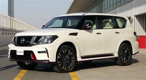 New Nissan Patrol 2019 by 2019 Nissan Patrol Review Engine Release Date Price