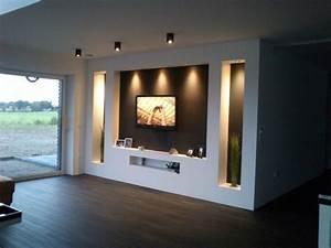 Ideen Tv Wand : tv wand selber bauen ikea s ~ Lizthompson.info Haus und Dekorationen