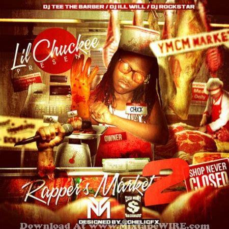 lil chuckee mixtape market rappers rockstar rapper young money closed never dj ill mixtapes charismatic talented