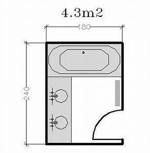 Salle D Eau 3m2 : id e am nagement salle de bain 3m2 ~ Dailycaller-alerts.com Idées de Décoration