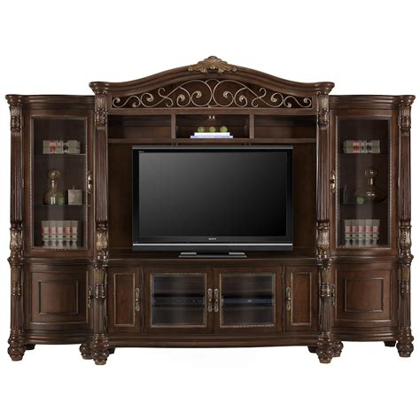 city furniture tradewinds dark tone  tv stand