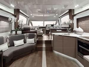 Yacht De Luxe Interieur : 1 yacht de luxe am nag par la d coratrice kelly hoppen ~ Dallasstarsshop.com Idées de Décoration