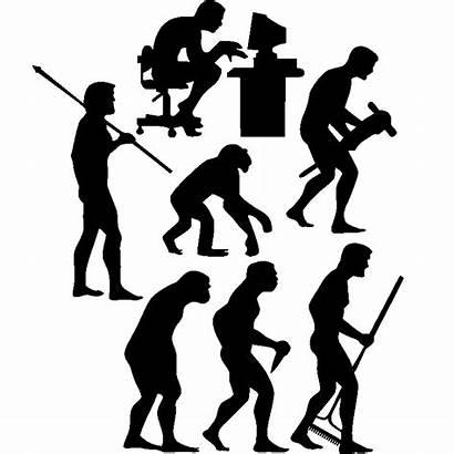 Evolution Homme Sticker Ambiance Mur Kc Tester