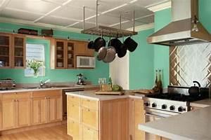 Laminatboden In Der Küche : k che wandfarbe 40 ideen f r farbgestaltung der k che ~ Lizthompson.info Haus und Dekorationen