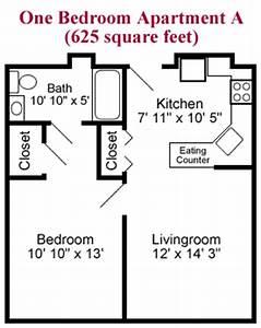 Floor Plans The Park Danforth Independent Living Portland