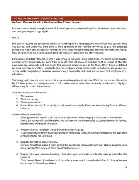 Forbes Resume Advice by 100 Forbes Resume Exles Academic Essay Discursive