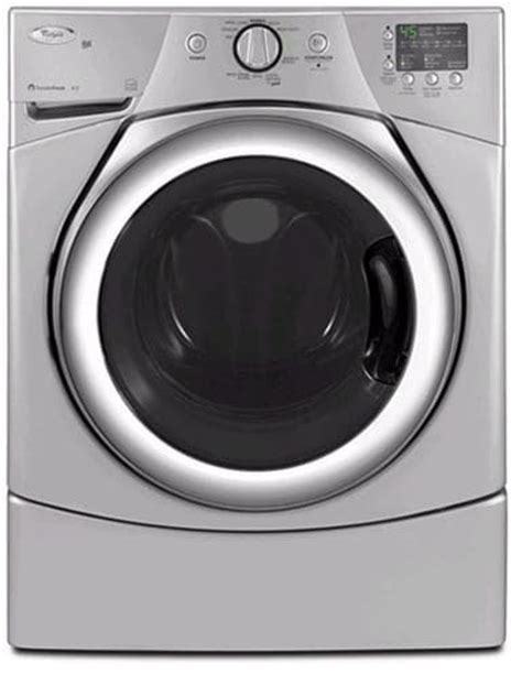 Whirlpool Wfwwl Inch Front Load Washer With