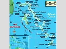 wwwMappinet Maps of countries Bahamas
