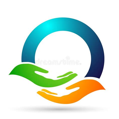 Helping Hands Logo Stock Illustrations – 1,814 Helping ...