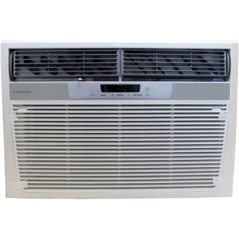 fan and air conditioner frigidaire fra25esu2 white 25 000 btu heavy duty air