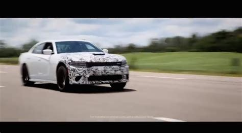 Dodge Proves The 2015 Charger Hellcat Can Go 204 Mph