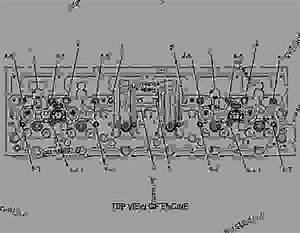 Cat C15 Acert Engine Diagram Intake